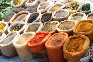 fűszerek, candida, diétás ételek