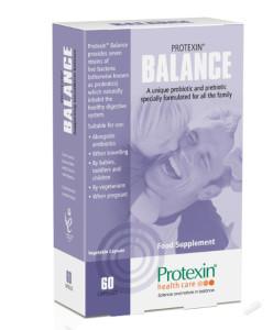 protexin-balance-savamedical, probiotikum, prebiotikum, egészség, candida gomba, nehézfém kivezetés