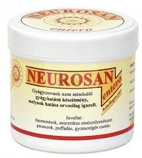 neurosan, zeolit por, nehézfém méregtelenítés